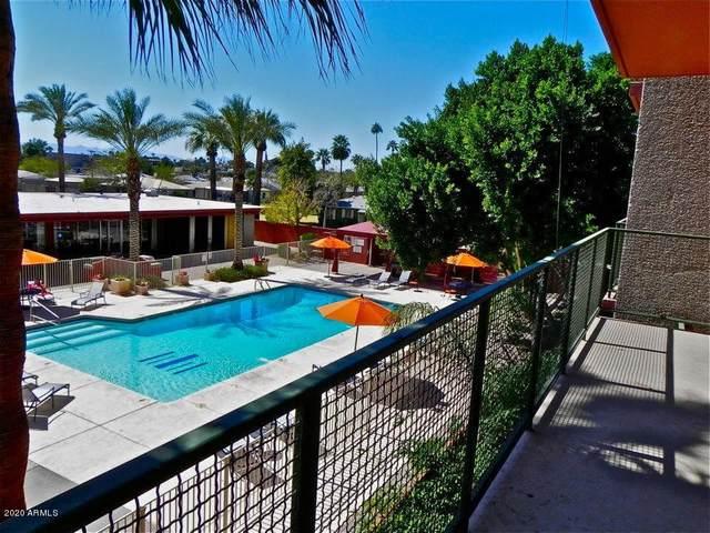 4750 N Central Avenue 2F, Phoenix, AZ 85012 (MLS #6036293) :: The W Group