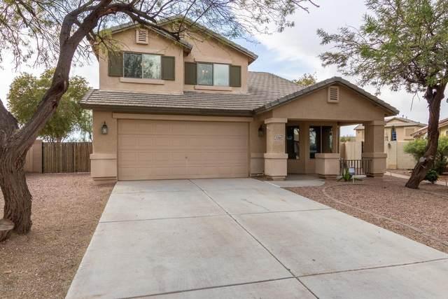 21266 N Van Loo Drive, Maricopa, AZ 85138 (MLS #6036303) :: Conway Real Estate