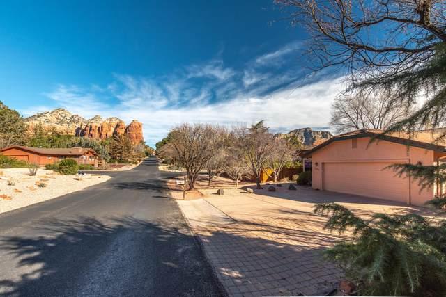 330 Last Wagon Drive, Sedona, AZ 86336 (MLS #6036309) :: The Andersen Group