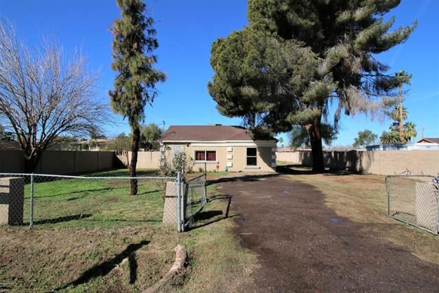 6410 N 64TH Drive, Glendale, AZ 85301 (MLS #6036312) :: Riddle Realty Group - Keller Williams Arizona Realty