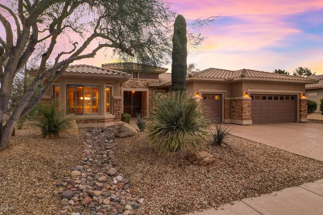20114 N Horse Trail Drive, Surprise, AZ 85374 (MLS #6036339) :: Conway Real Estate