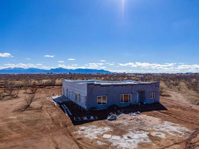 2518 N Euphoria Lane, Huachuca City, AZ 85616 (MLS #6036343) :: The W Group