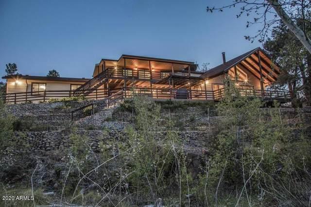 1486 N Beaver Flat Circle, Payson, AZ 85541 (MLS #6036357) :: Riddle Realty Group - Keller Williams Arizona Realty