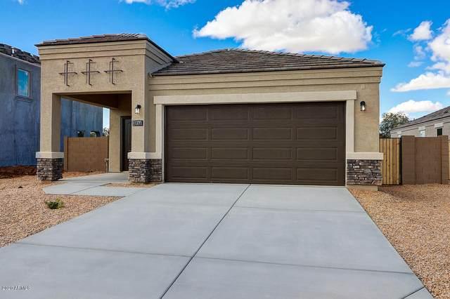 31032 W Cheery Lynn Road, Buckeye, AZ 85396 (MLS #6036369) :: Riddle Realty Group - Keller Williams Arizona Realty