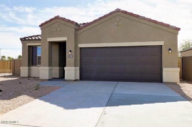 31062 W Mulberry Drive, Buckeye, AZ 85396 (MLS #6036370) :: Riddle Realty Group - Keller Williams Arizona Realty
