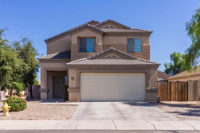 2454 W Hayden Peak Drive, Queen Creek, AZ 85142 (MLS #6036382) :: Howe Realty