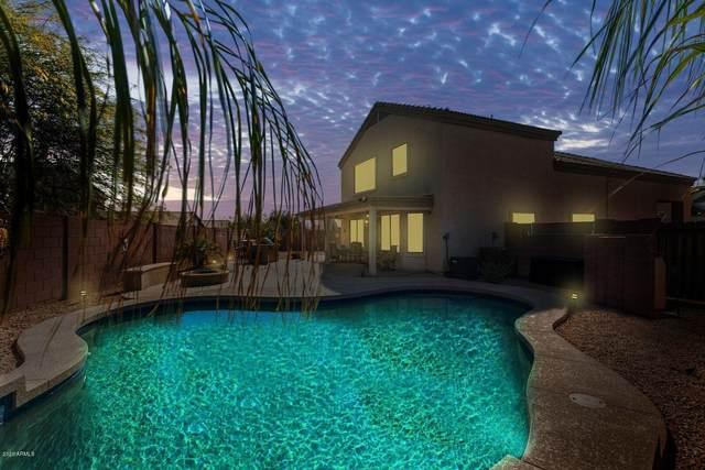 1625 S 218TH Avenue, Buckeye, AZ 85326 (MLS #6036384) :: Kepple Real Estate Group
