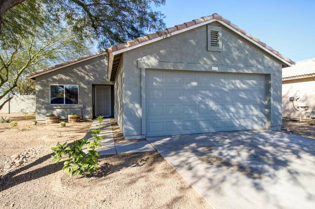 3484 S 162ND Lane, Goodyear, AZ 85338 (MLS #6036389) :: Cindy & Co at My Home Group