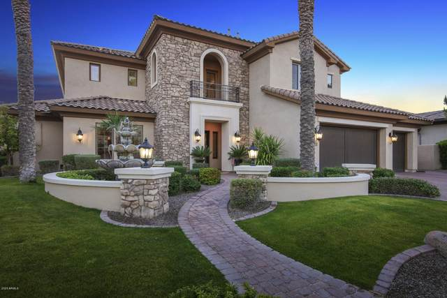 4170 S Pacific Drive, Chandler, AZ 85248 (MLS #6036412) :: The Andersen Group