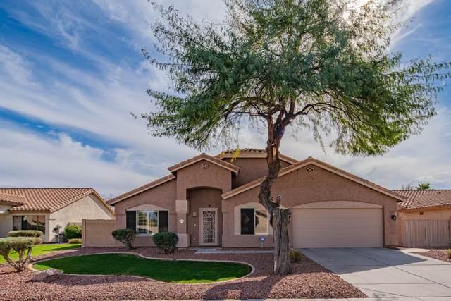 491 E Palomino Drive, Gilbert, AZ 85296 (MLS #6036440) :: The Property Partners at eXp Realty
