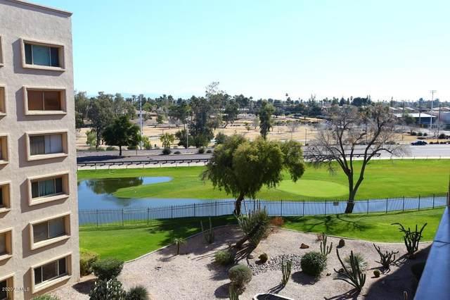 7940 E Camelback Road #504, Scottsdale, AZ 85251 (MLS #6036448) :: Riddle Realty Group - Keller Williams Arizona Realty