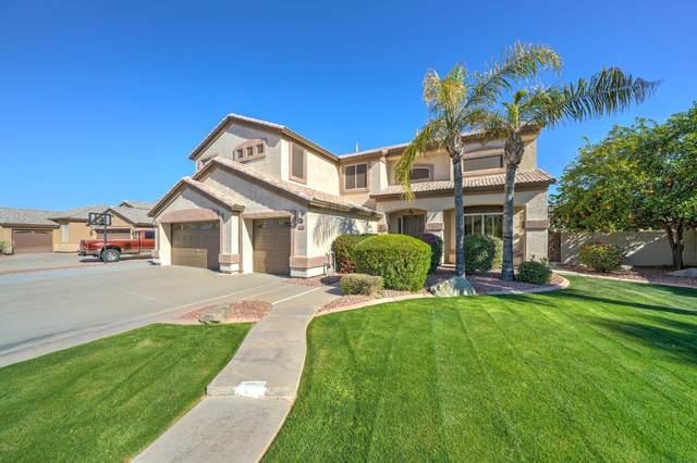 2277 S Porter Street, Gilbert, AZ 85295 (MLS #6036479) :: Homehelper Consultants