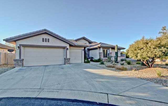 5401 E Via Caballo Blanco Drive, Cave Creek, AZ 85331 (MLS #6036497) :: The W Group