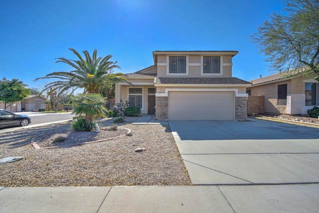 9137 W Clara Lane, Peoria, AZ 85382 (MLS #6036525) :: RE/MAX Desert Showcase