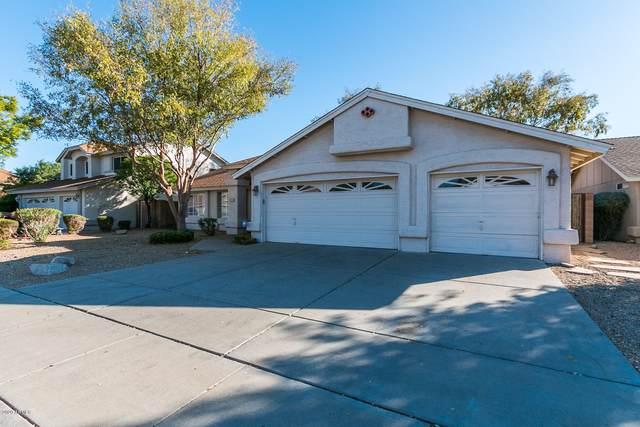 4325 W Creedance Boulevard, Glendale, AZ 85310 (MLS #6036558) :: Conway Real Estate
