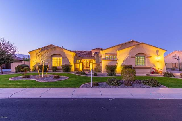 3056 E La Costa Drive, Gilbert, AZ 85298 (MLS #6036564) :: The Kenny Klaus Team