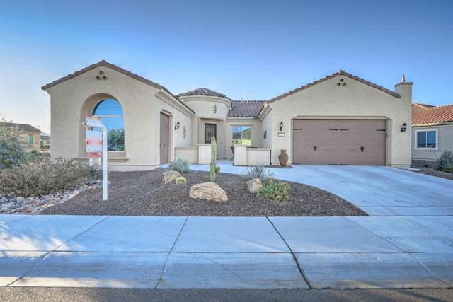26569 W Abraham Lane, Buckeye, AZ 85396 (MLS #6036570) :: Riddle Realty Group - Keller Williams Arizona Realty