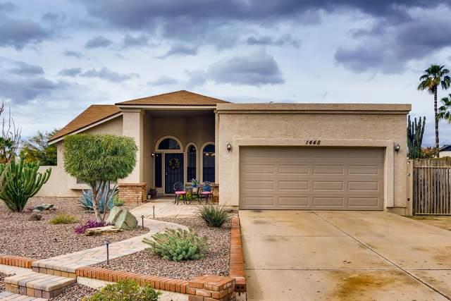 1448 E Piute Avenue, Phoenix, AZ 85024 (MLS #6036582) :: Brett Tanner Home Selling Team