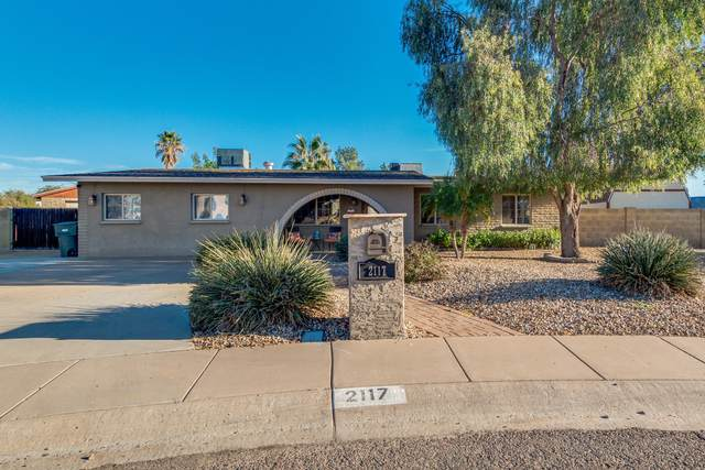 2117 W Thunderbird Road, Phoenix, AZ 85023 (MLS #6036585) :: Devor Real Estate Associates