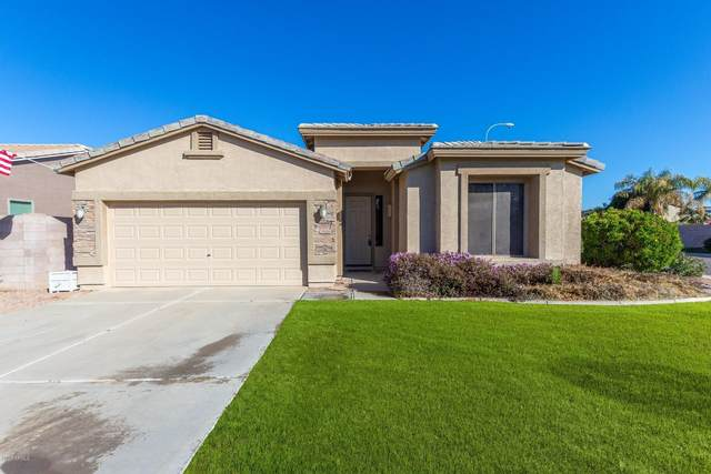 2084 E Cherry Hills Place, Chandler, AZ 85249 (MLS #6036593) :: The Kenny Klaus Team