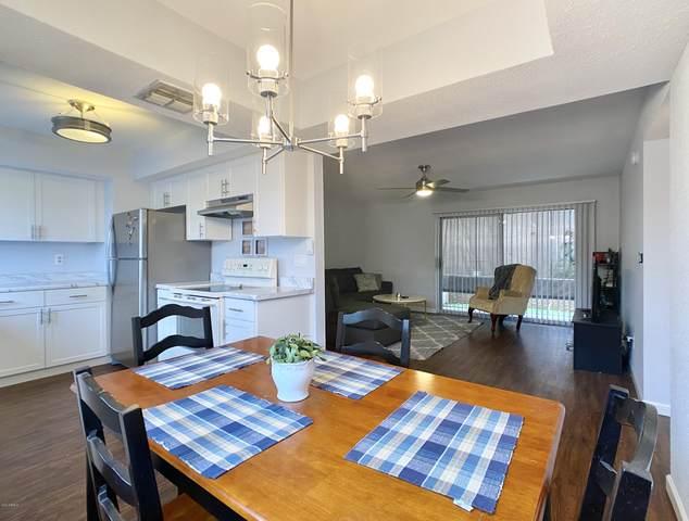 4554 E Paradise Village Parkway #149, Phoenix, AZ 85032 (MLS #6036600) :: Riddle Realty Group - Keller Williams Arizona Realty