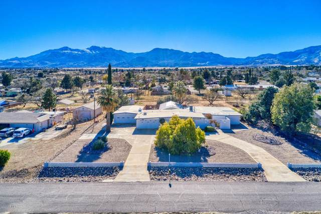 2648 Oriole Drive, Sierra Vista, AZ 85635 (MLS #6036602) :: The Property Partners at eXp Realty