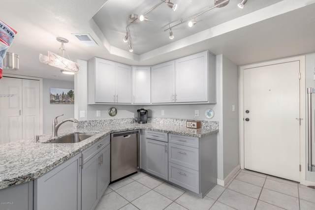 3030 N Hayden Road #8, Scottsdale, AZ 85251 (MLS #6036651) :: Conway Real Estate