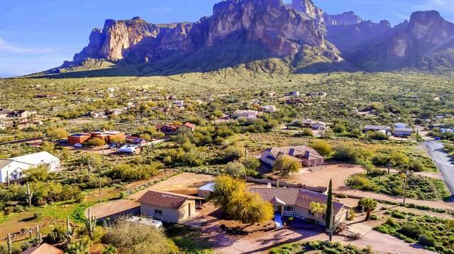 5892 E Pioneer Street, Apache Junction, AZ 85119 (MLS #6036669) :: Revelation Real Estate