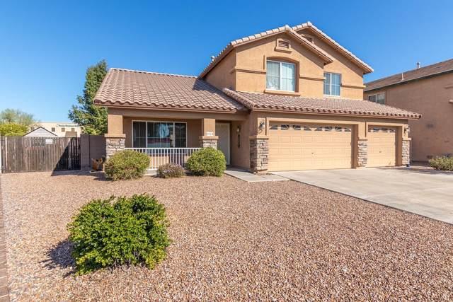 5970 W Audrey Lane, Glendale, AZ 85308 (MLS #6036705) :: Conway Real Estate