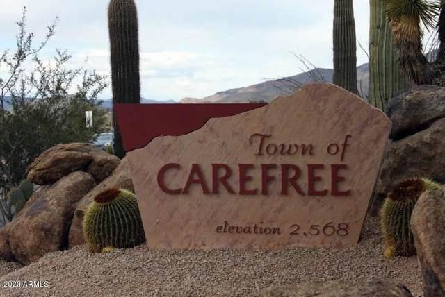 34659 N Los Reales, Carefree, AZ 85377 (MLS #6036721) :: Keller Williams Realty Phoenix