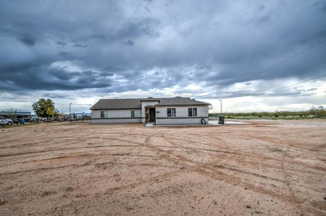 12708 S 205th Avenue, Buckeye, AZ 85326 (MLS #6036726) :: Riddle Realty Group - Keller Williams Arizona Realty