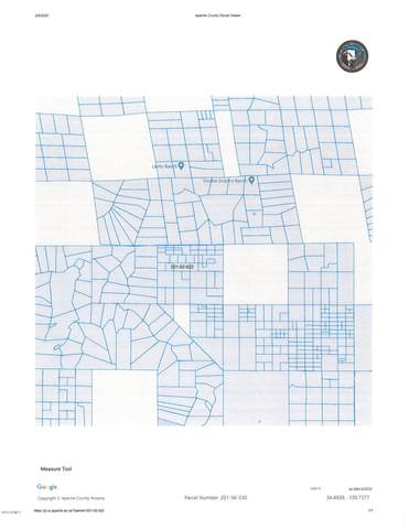 - -, Concho, AZ 85924 (MLS #6036727) :: Revelation Real Estate