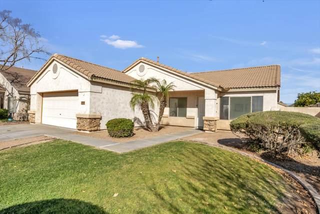 8748 E Peralta Avenue, Mesa, AZ 85212 (MLS #6036736) :: Conway Real Estate