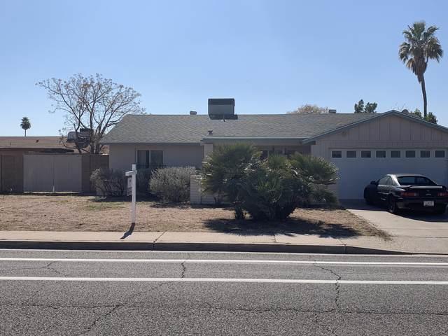 5043 W Sweetwater Avenue, Glendale, AZ 85304 (MLS #6036752) :: The W Group