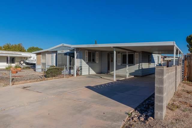 9442 E Escondido Avenue, Mesa, AZ 85208 (MLS #6036760) :: Conway Real Estate