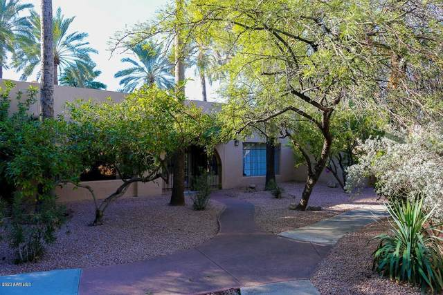4540 N 44TH Street #17, Phoenix, AZ 85018 (MLS #6036761) :: Conway Real Estate
