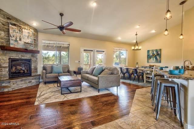 703 S Ridgeway Lane, Payson, AZ 85541 (MLS #6036779) :: Riddle Realty Group - Keller Williams Arizona Realty