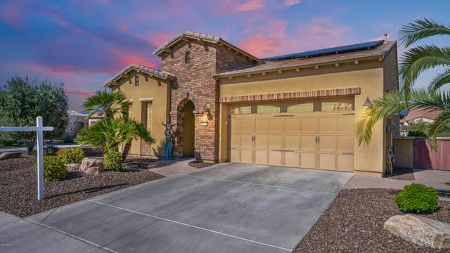 12948 W Crestvale Drive, Peoria, AZ 85383 (MLS #6036789) :: Cindy & Co at My Home Group