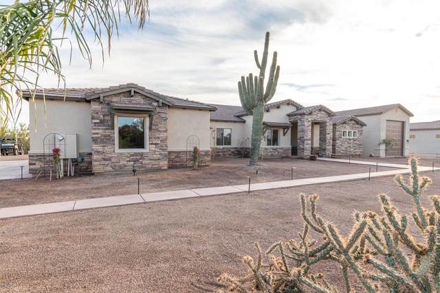 6747 E Montgomery Road, Cave Creek, AZ 85331 (MLS #6036806) :: The W Group