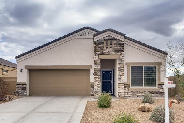 3091 N 301ST Drive, Buckeye, AZ 85396 (MLS #6036808) :: Riddle Realty Group - Keller Williams Arizona Realty