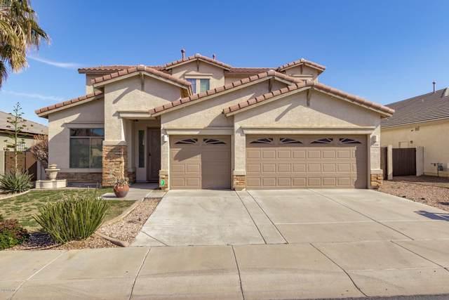 9709 S Reidar Road, Laveen, AZ 85339 (MLS #6036809) :: The Property Partners at eXp Realty