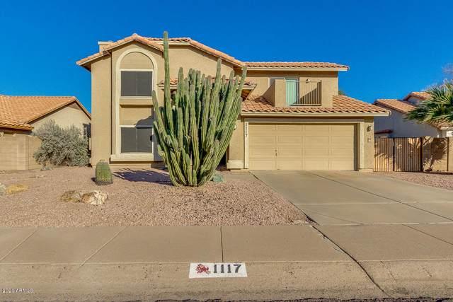 1117 N Nielson Street, Gilbert, AZ 85234 (MLS #6036820) :: Conway Real Estate