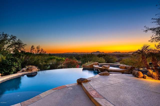 12800 N 116TH Street, Scottsdale, AZ 85259 (MLS #6036838) :: Lux Home Group at  Keller Williams Realty Phoenix