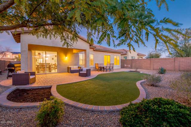 13754 S 176TH Drive, Goodyear, AZ 85338 (MLS #6036856) :: Openshaw Real Estate Group in partnership with The Jesse Herfel Real Estate Group