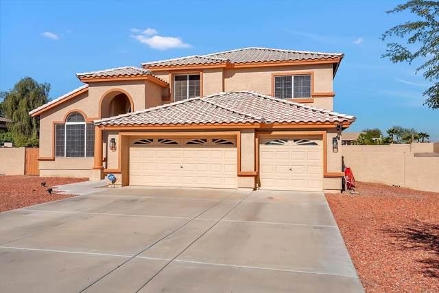 12818 W San Juan Avenue, Litchfield Park, AZ 85340 (MLS #6036861) :: Devor Real Estate Associates