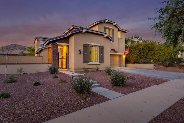 20988 W Eastview Way, Buckeye, AZ 85396 (MLS #6036867) :: Devor Real Estate Associates