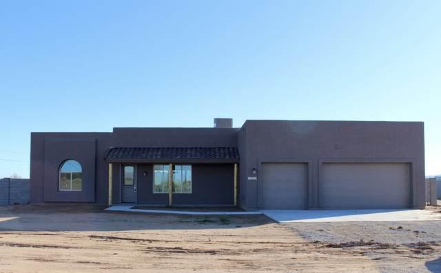 30009 N Stanley Road, Wittmann, AZ 85361 (MLS #6036890) :: Conway Real Estate