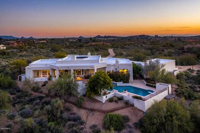 8040 E Golden Spur Lane, Carefree, AZ 85377 (MLS #6036901) :: Keller Williams Realty Phoenix