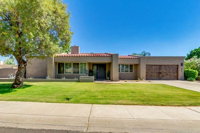 8127 E Del Pico Drive, Scottsdale, AZ 85258 (MLS #6036917) :: My Home Group