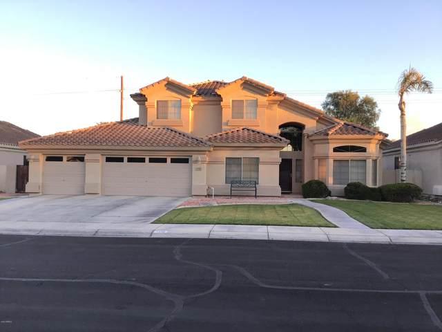 1418 E Shannon Street, Gilbert, AZ 85295 (MLS #6036920) :: Homehelper Consultants